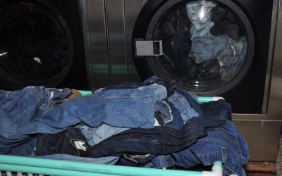 Laundry Worker